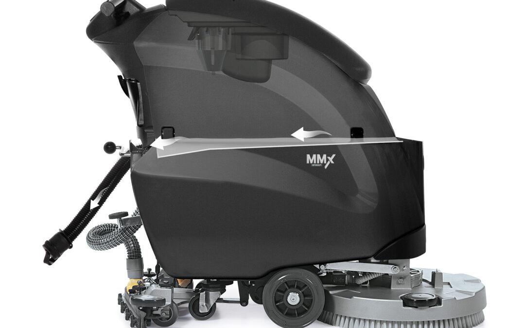 MMX schrobmachine